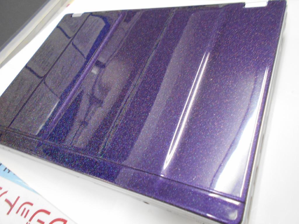 PANASONICCF-SZ5A28VSの天板塗装の写真0