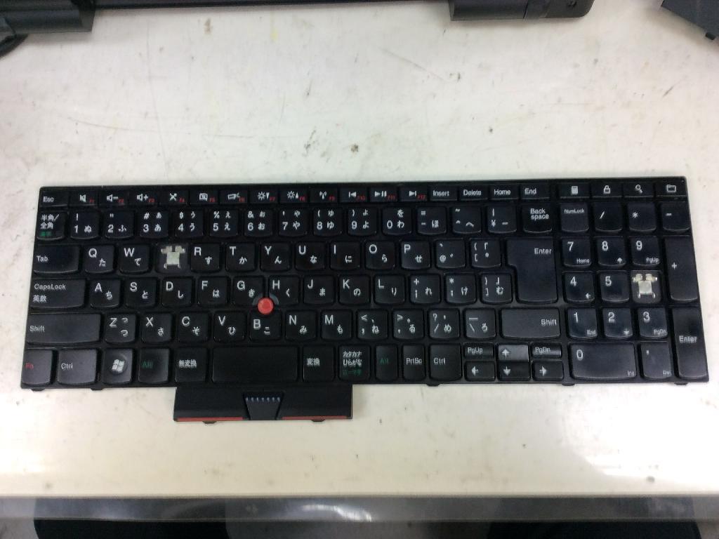 LENOVOThinkPad Edge E520の修理の写真0