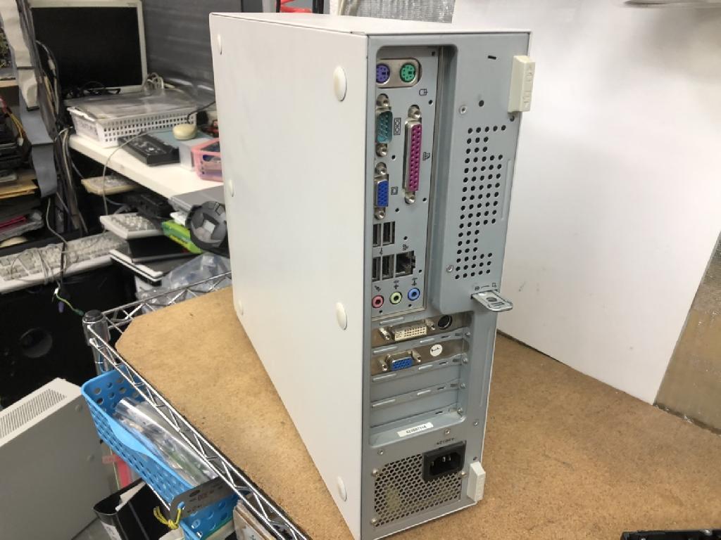 NECPC-MJ26RAZ76の修理の写真0