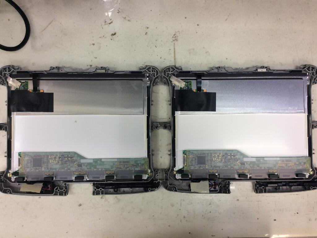 PANASONICCF-19RW1ADSの修理の写真0