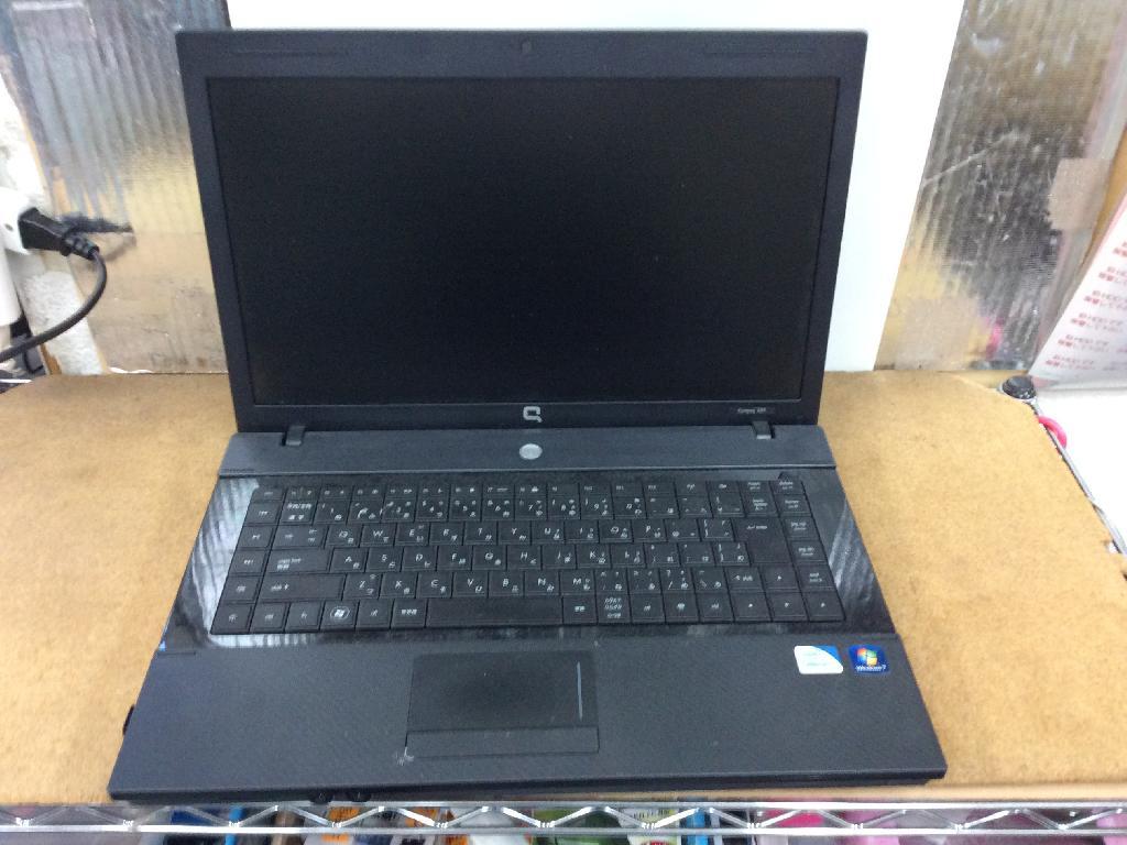 HPCompaq 620のSSD交換の写真0