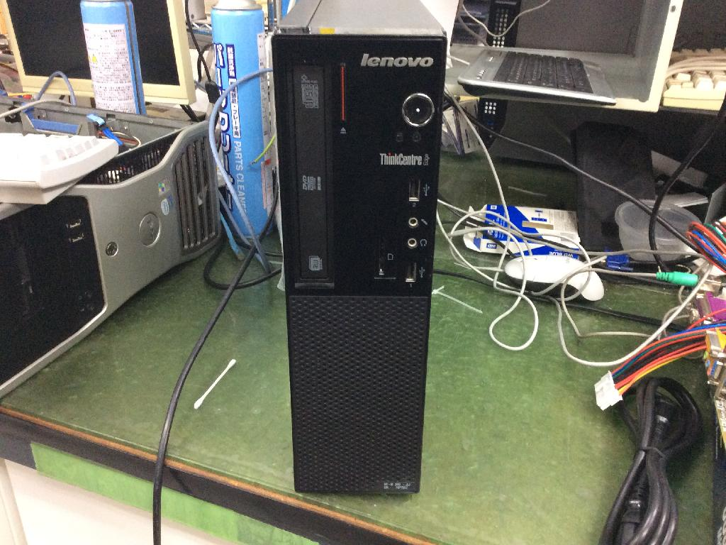 LENOVO ThinkCentre E73のPC販売の写真0