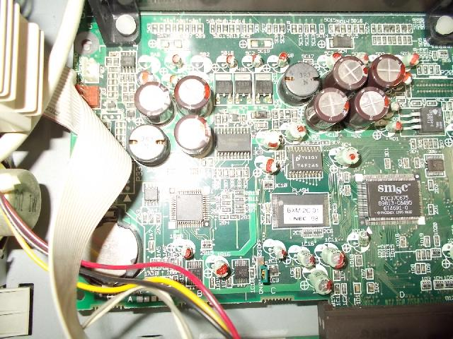 NECMateNX MA33Hの旧型PC修理の写真0