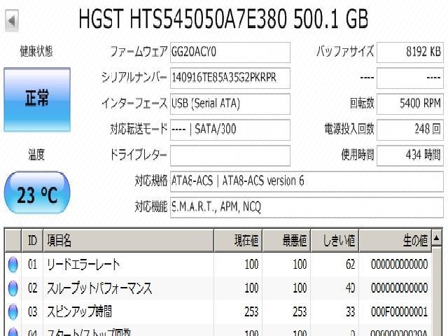 SONYplaystation4のSSD交換の写真0