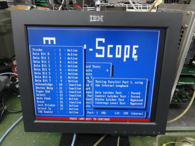 EPSONPRO-600Lendeavorの旧型PC修理の写真0