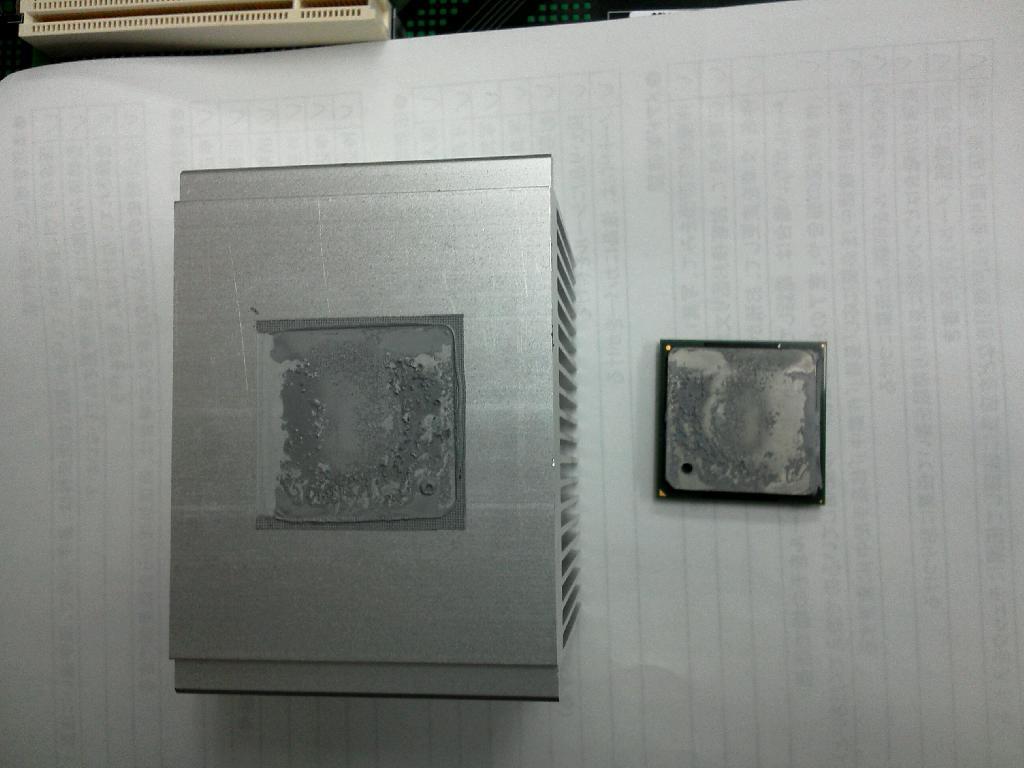 DELLOPTIPLEX GX270の旧型PC修理の写真83