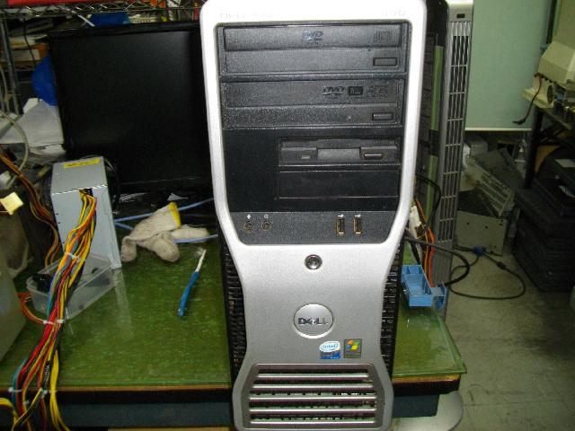 DELLPrecision390の旧型PC修理の写真78