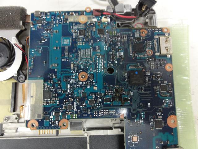 PANASONICCF-RZ5YDLQRの修理の写真0