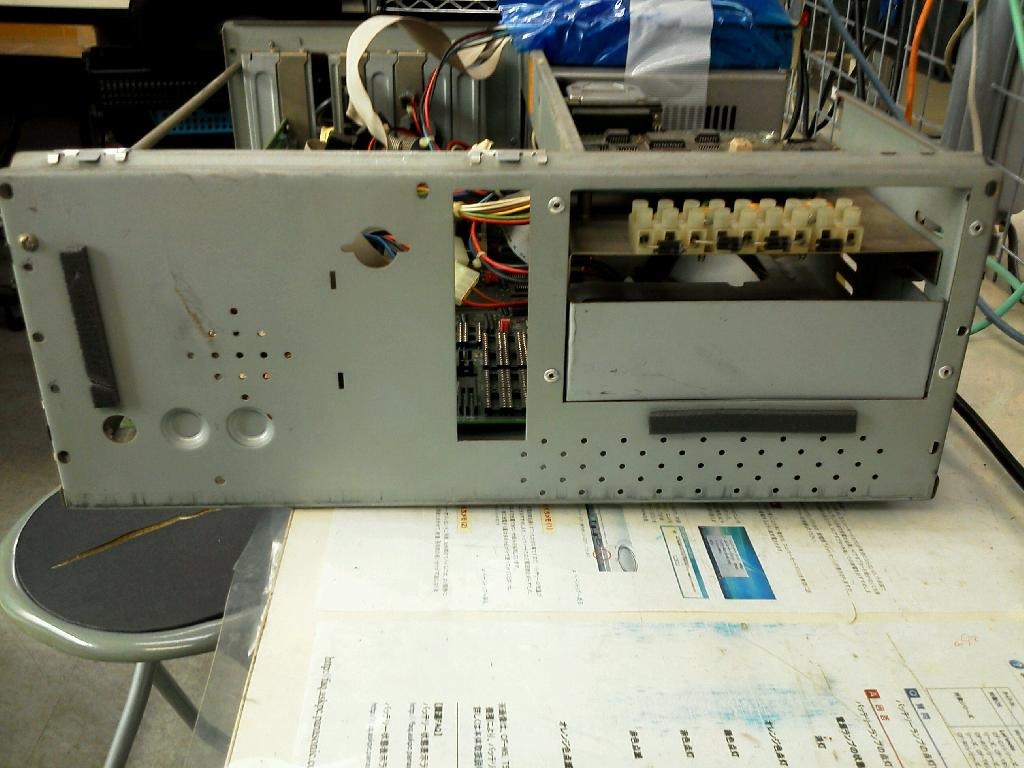 その他DOS-Vの旧型PC修理の写真83