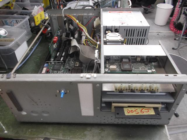 その他DOS-Vの旧型PC修理の写真0