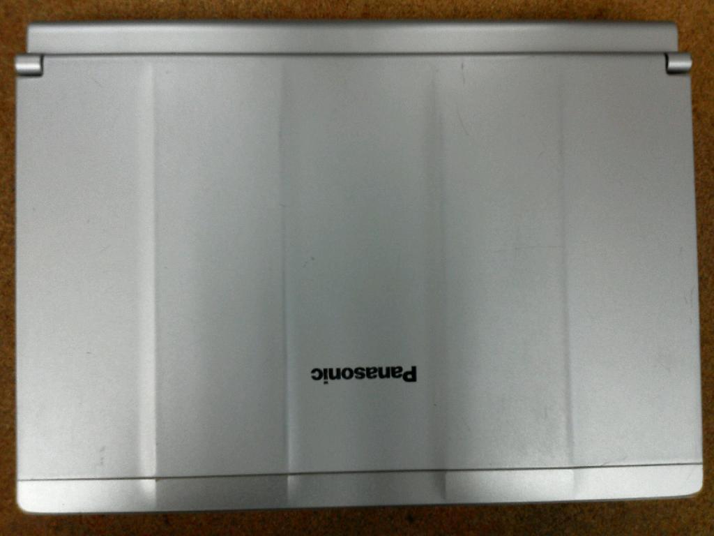 PANASONICCF-SX1GEADRのSSD交換の写真78