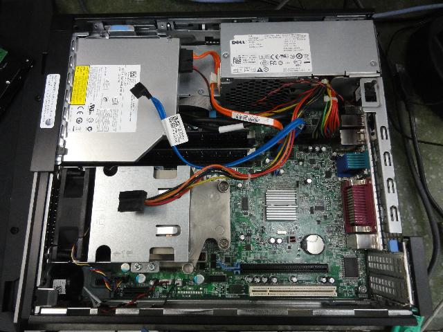 DELLOptiplex980の修理の写真0