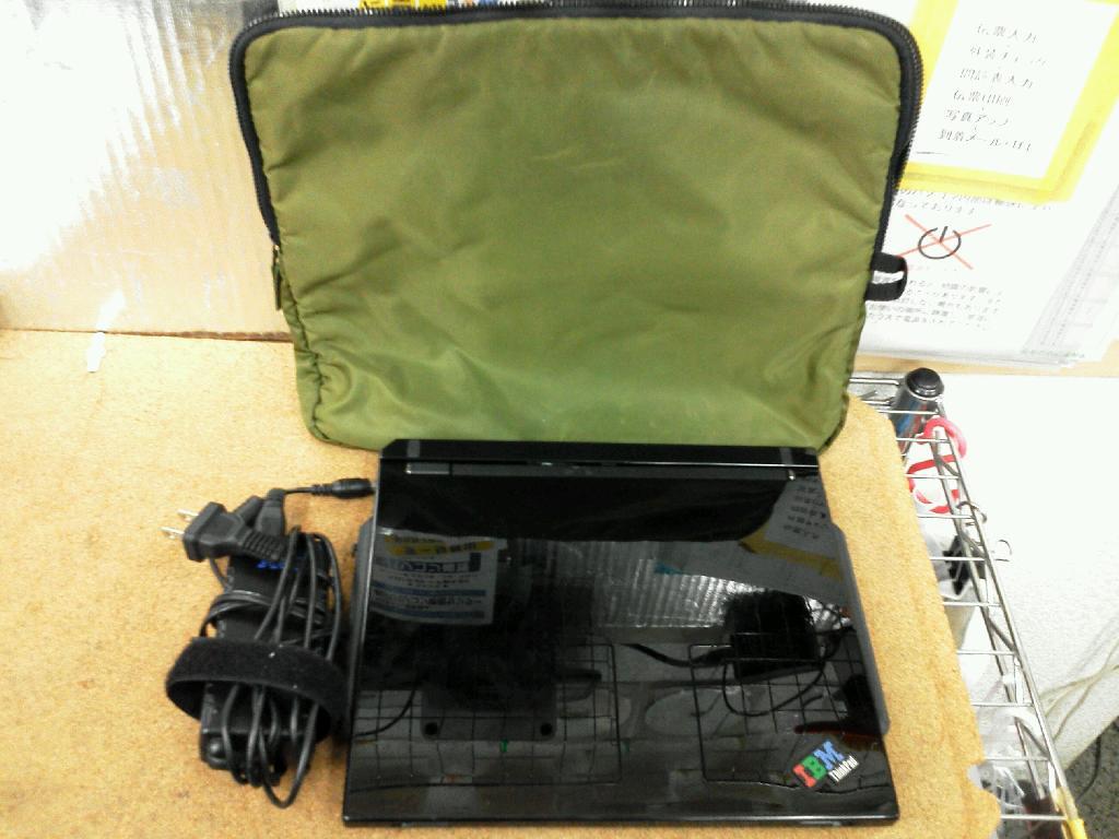 IBMThinkPad s30のSSD交換の写真0