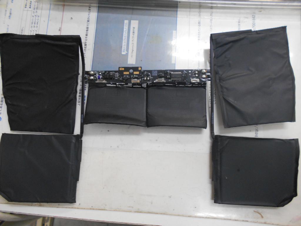 アップル(Mac)Macbook A1534の修理の写真0
