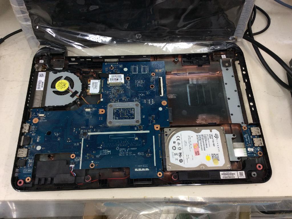HPTPN-C113の修理の写真0