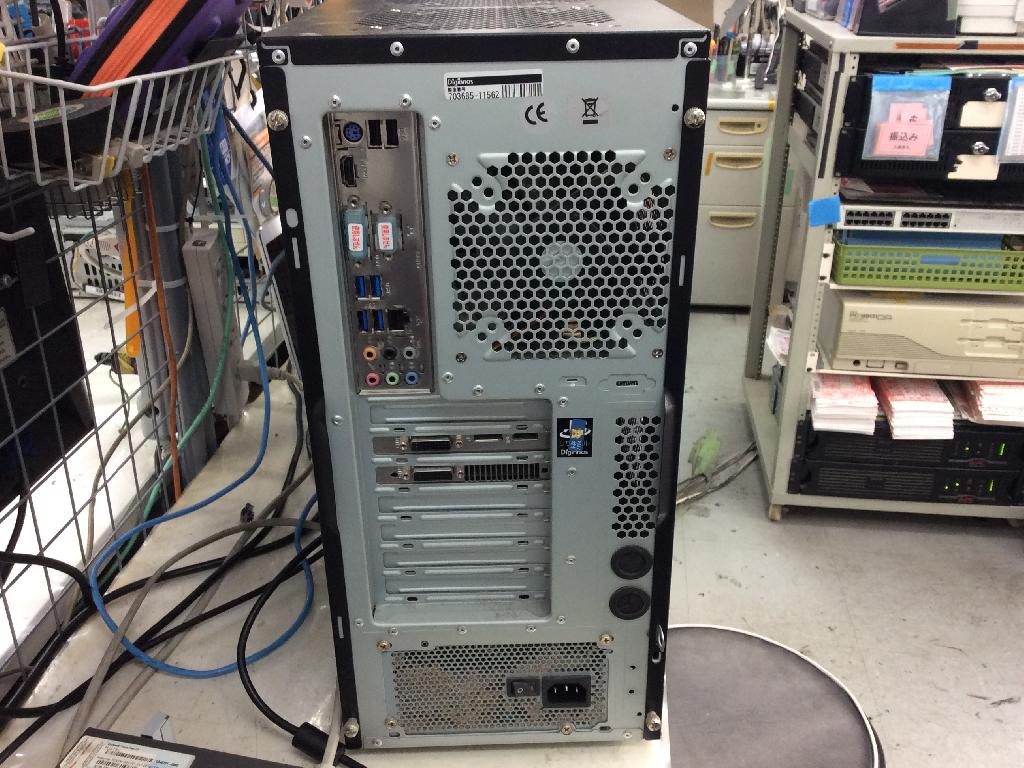 その他自作パソコンの修理の写真0