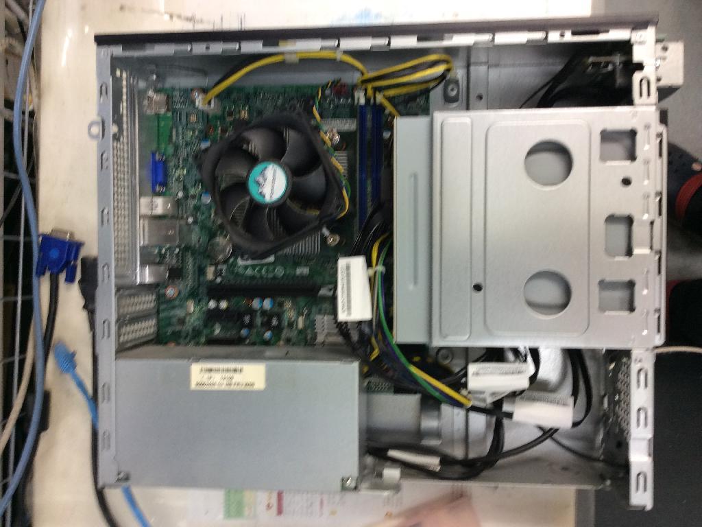 LENOVOLenovo H530sのデータ救出の写真0