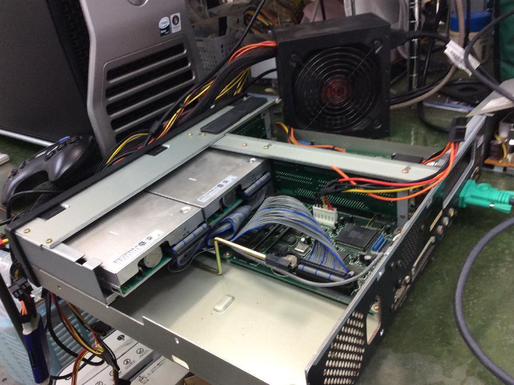 その他TERADRIVEの修理の写真0
