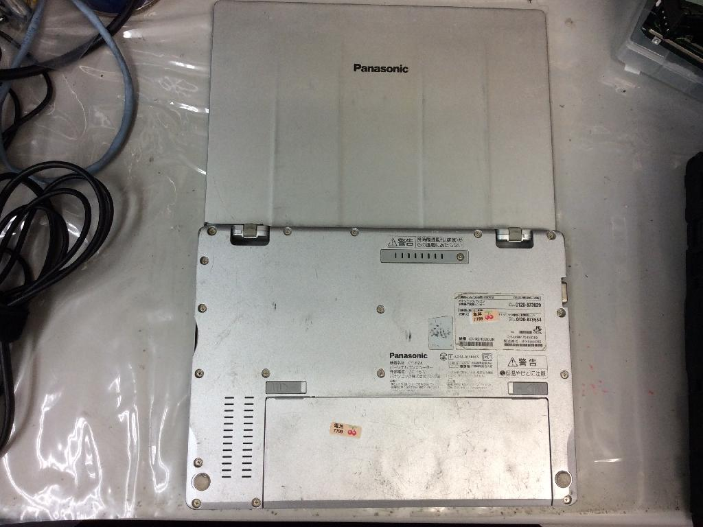 PANASONICCF-RZ4LDDJRの修理の写真0