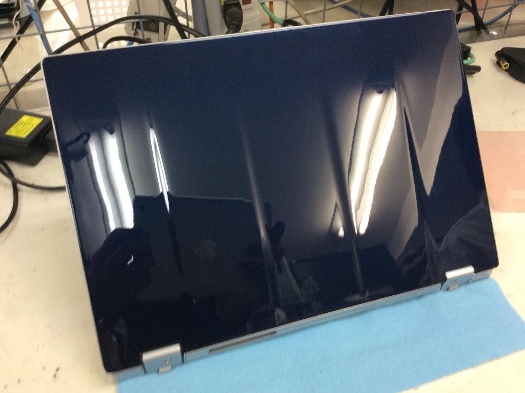 PANASONICCF-AX3GF3CSの天板塗装の写真0