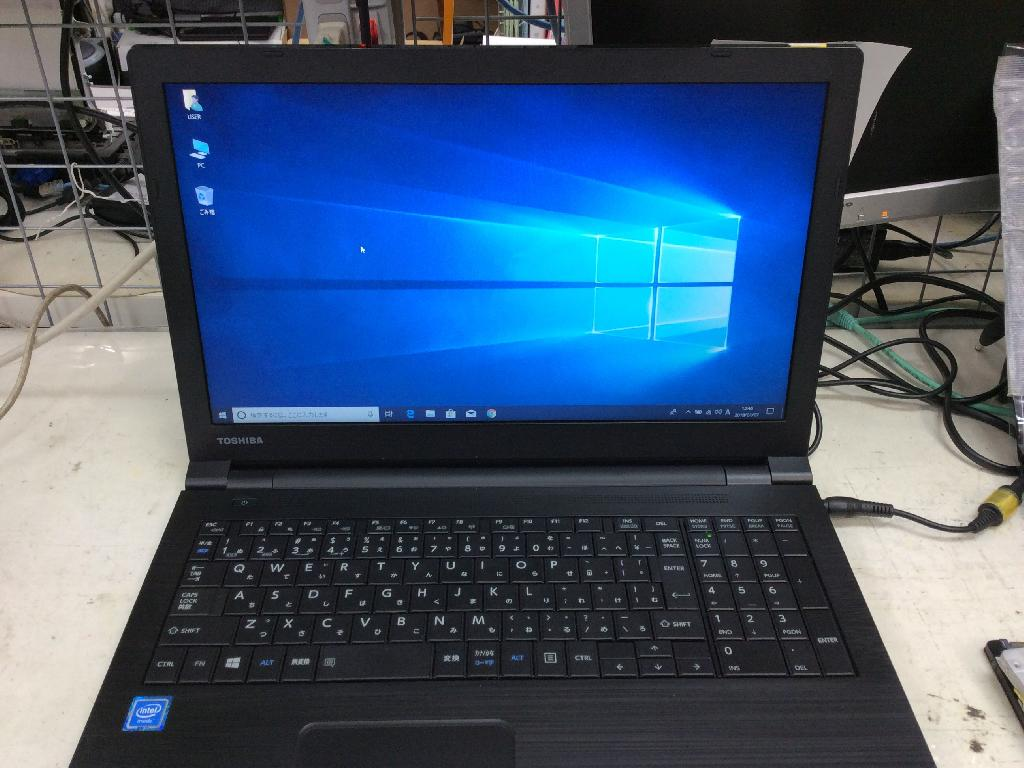 TOSHIBAPB35RNAD4R3AD81のPC販売の写真0