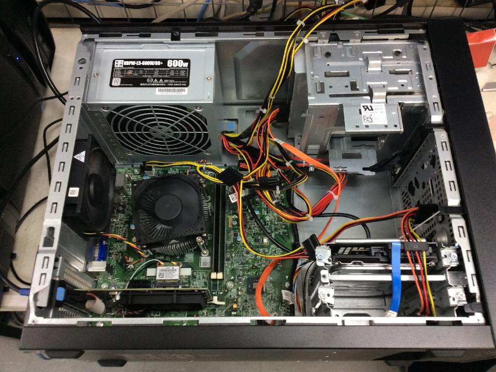 DELLDELL Inspironの修理の写真0