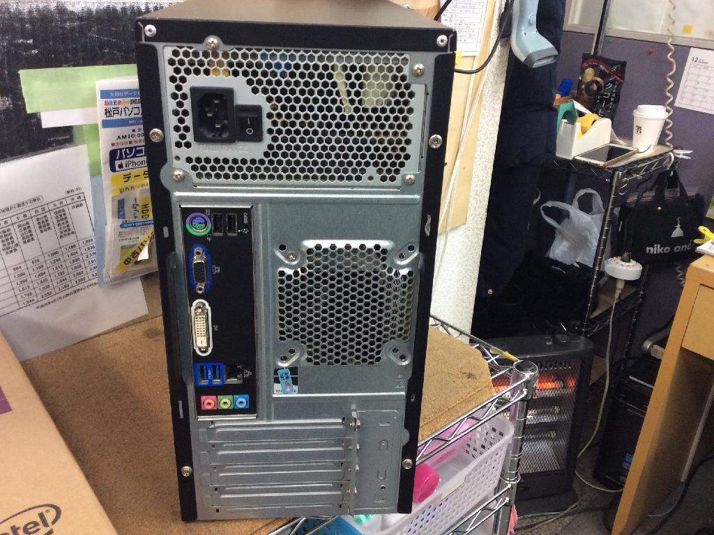 MOUSECOMPUTERID8i-MN5010-15FK446/の修理の写真0