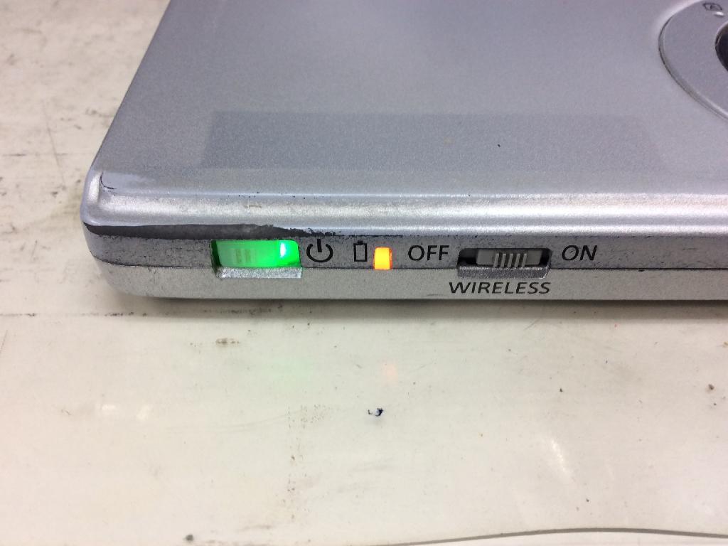 PANASONICCF-SX3EDHCSの修理の写真0