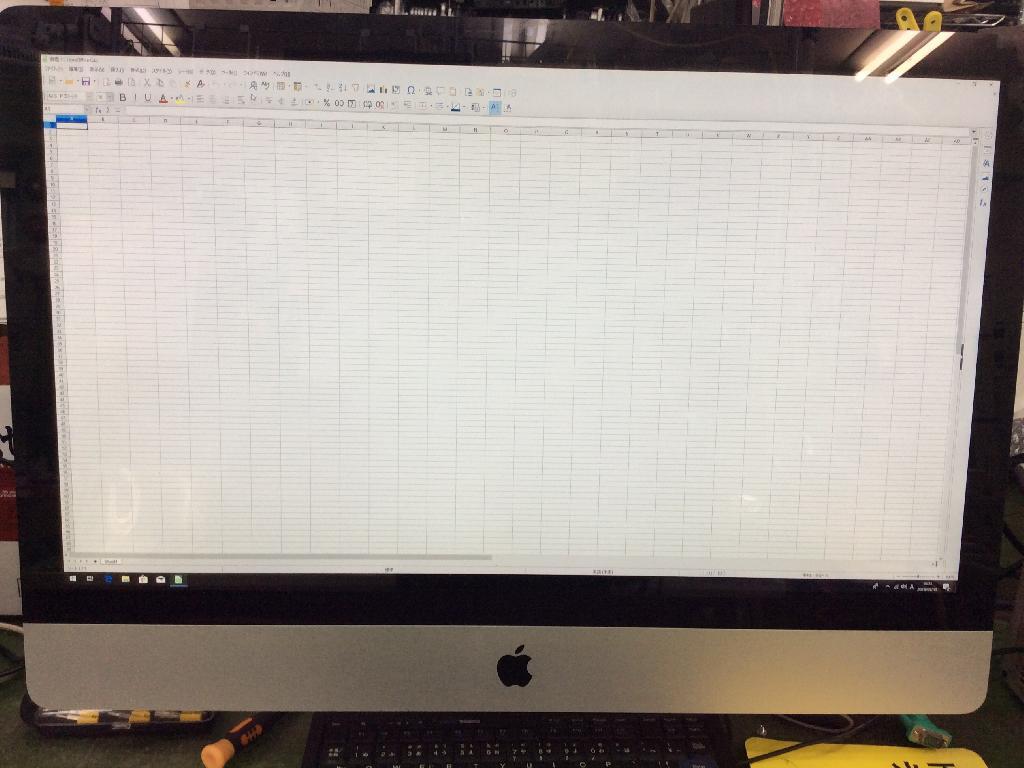 アップル(Mac)A1312の修理の写真0