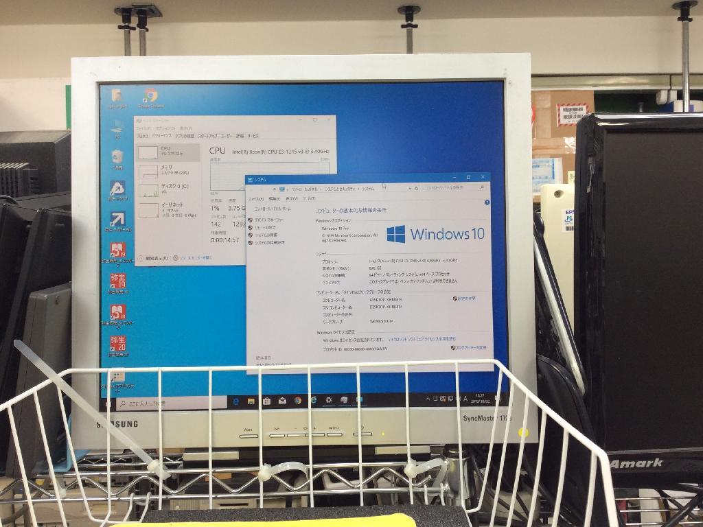 DELLPRECISION T1700の修理の写真0