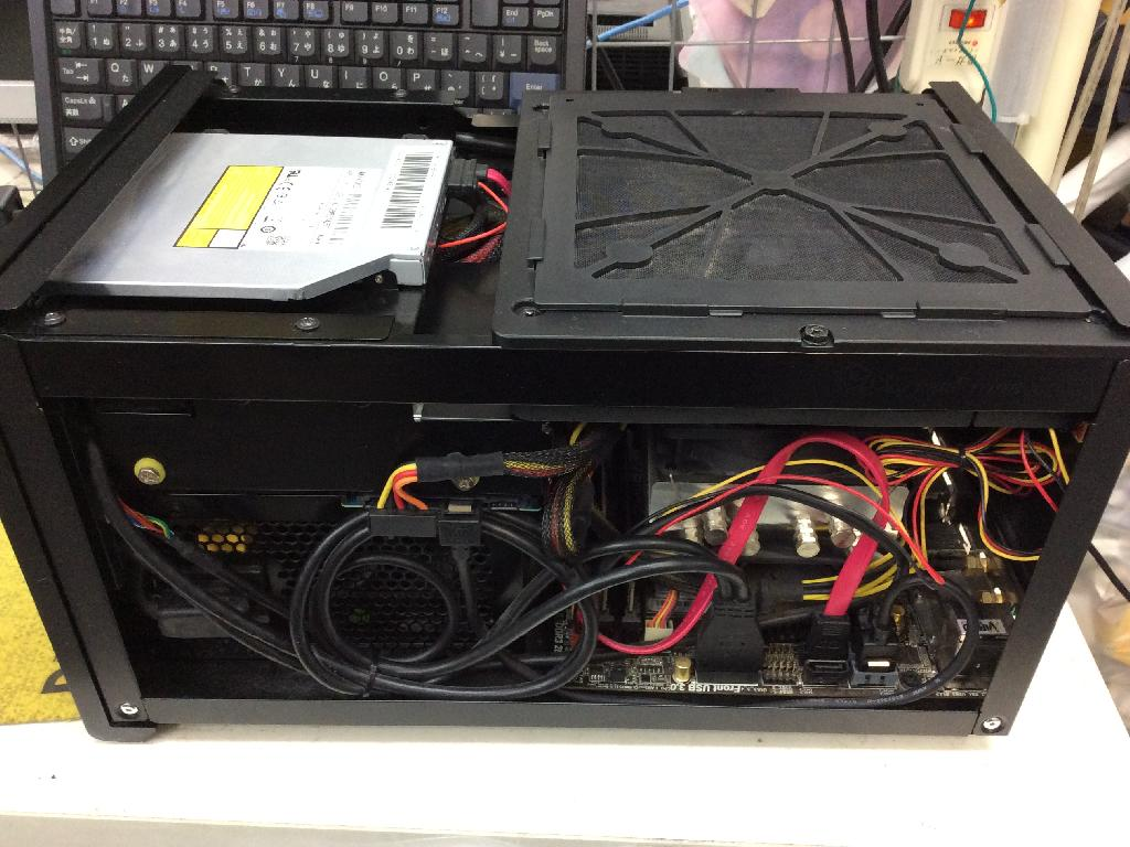 その他自作パソコンのHDD交換の写真0