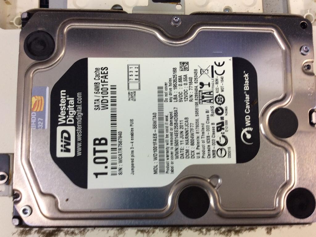 SONYPCG11413NのSSD交換の写真0