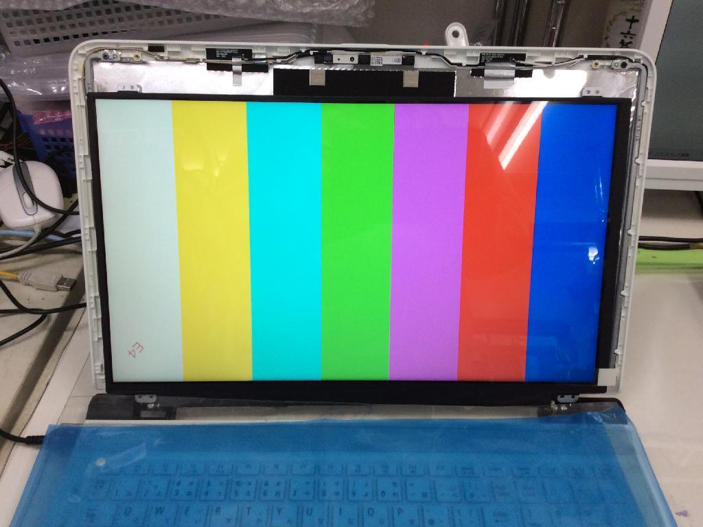 NECPC-LS150SSWの修理の写真0