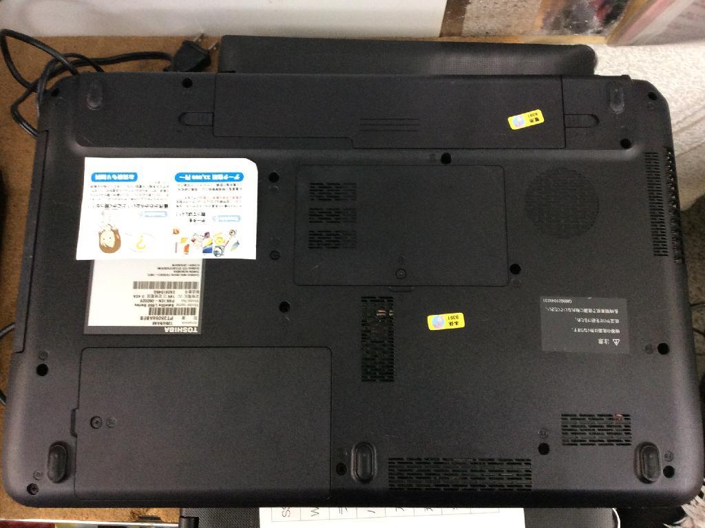 TOSHIBAdynabook  T350/56ABのPC販売の写真0