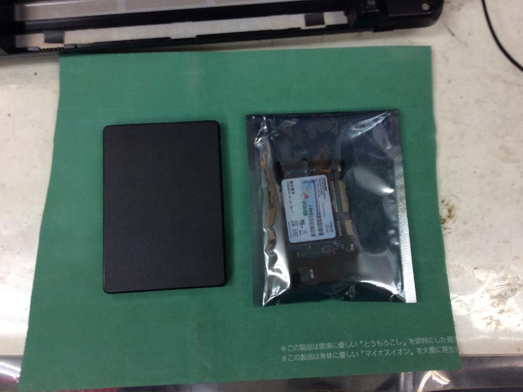 FUJITSUFMVS76Gの修理の写真0