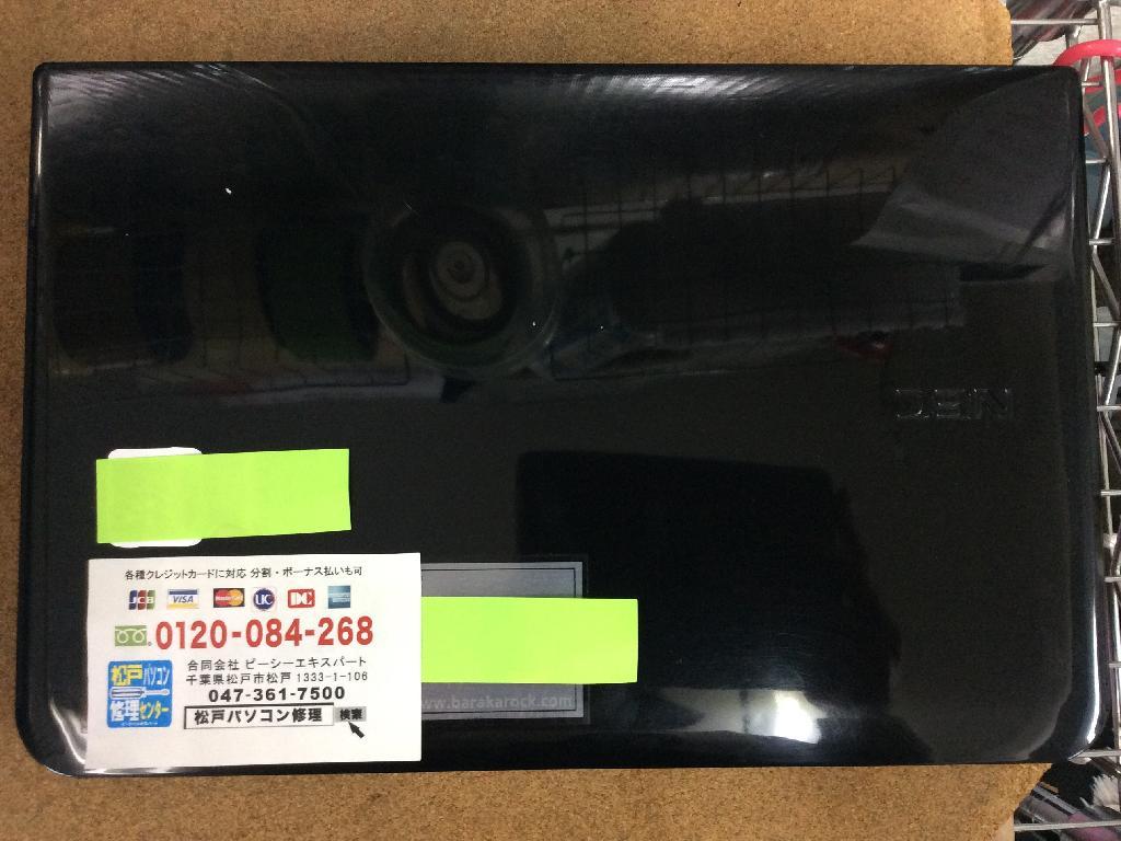 NECPC-LM330VH6BのSSD交換の写真0