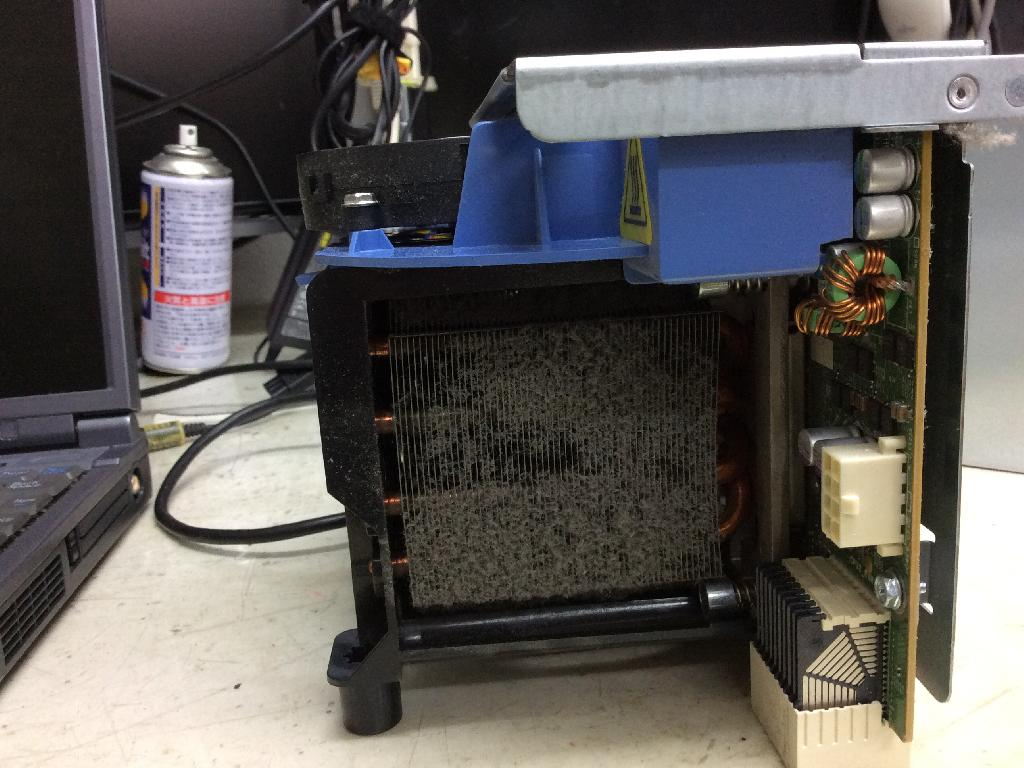 DELLPrecision T5500の修理の写真0