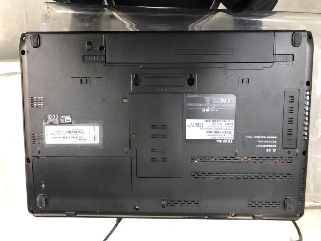 TOSHIBAsatelliteB552のPC販売の写真0