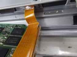 PANASONICCF-SX1GETDRの修理の写真