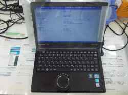 PANASONICCF-SX1   のHDD交換の写真