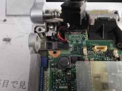 PANASONICCF-R9KWCTDRの修理の写真