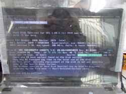 FUJITSULIFEBOOK AH530/3BのHDD交換の写真