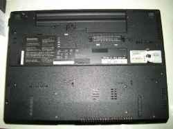 IBMLenovo R61の修理の写真