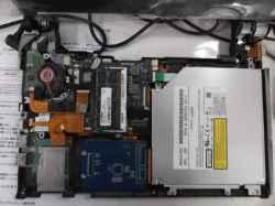 SONYVGN-TT91JSのSSD交換の写真