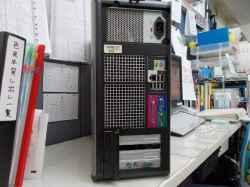DELLOPTIPLEX745のHDD交換の写真
