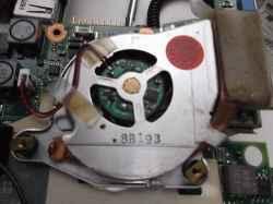 PANASONICCF-W7DXYAJPの修理の写真