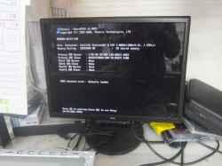 EPSONMT8800のHDD交換の写真
