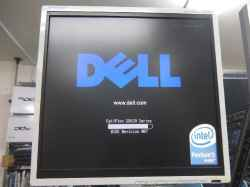 DELLOptiPlex GX620のHDD交換の写真