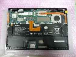 SONYVAIO SVP112A16NのSSD交換の写真