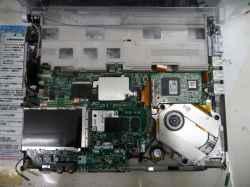 PANASONICCF-W7BWHAJSSの修理の写真